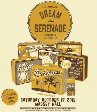 Dream Serenade 2015